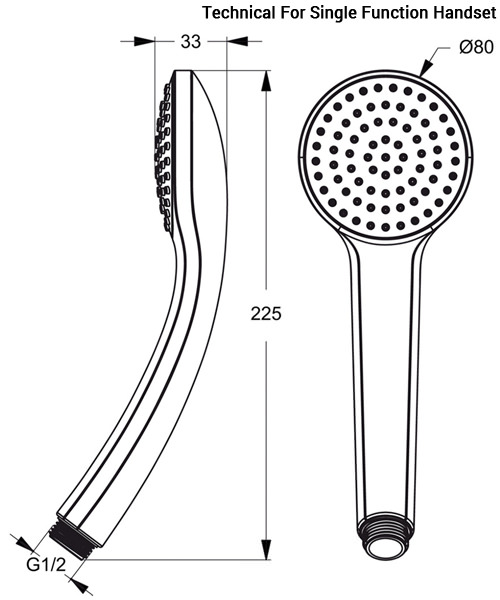 Technical drawing 20529 / B9400AA