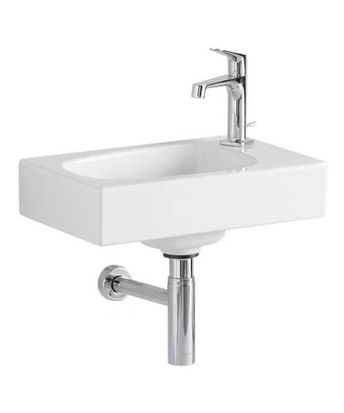 Geberit Citterio 450 x 300mm Single Taphole Handrinse Basin