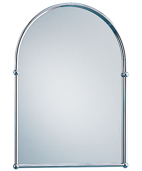 Frontline Holborn Traditional Arched Bathroom Mirror