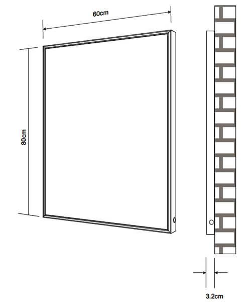 Technical drawing 62006 / BEMDL-03B