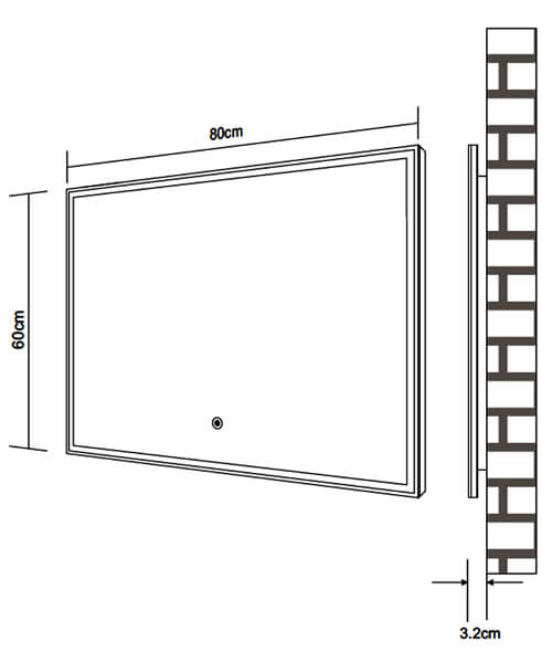 Technical drawing 62011 / BEMDL-75