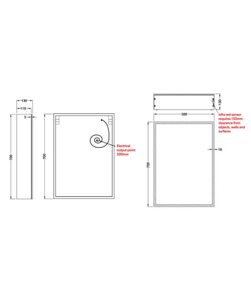 Technical drawing 41542 / 49400