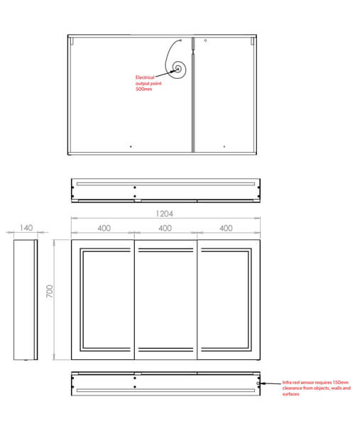 Technical drawing 41543 / 49700