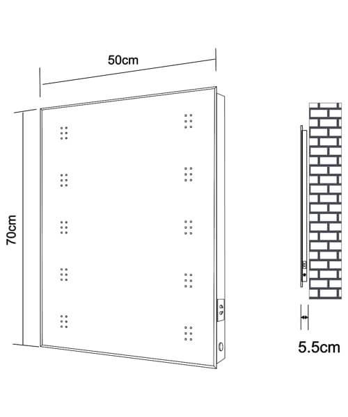 Technical drawing 62012 / BEMFL-04