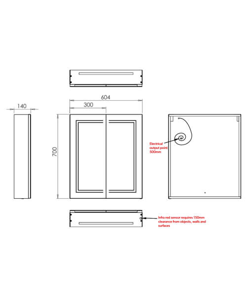 Technical drawing 41544 / 49500