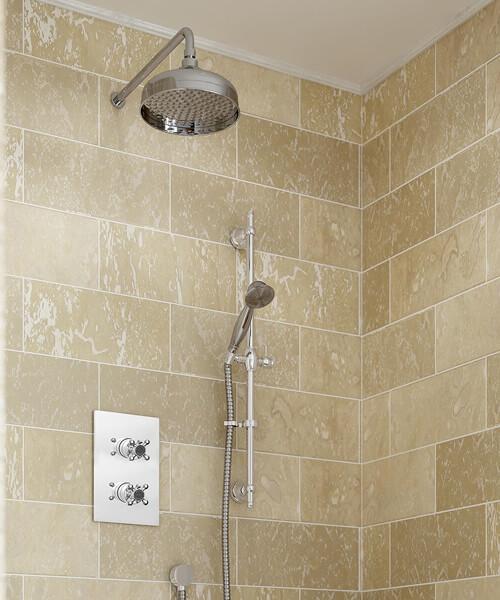 Bristan Trinity Shower Pack - TRINITY SHWR PK