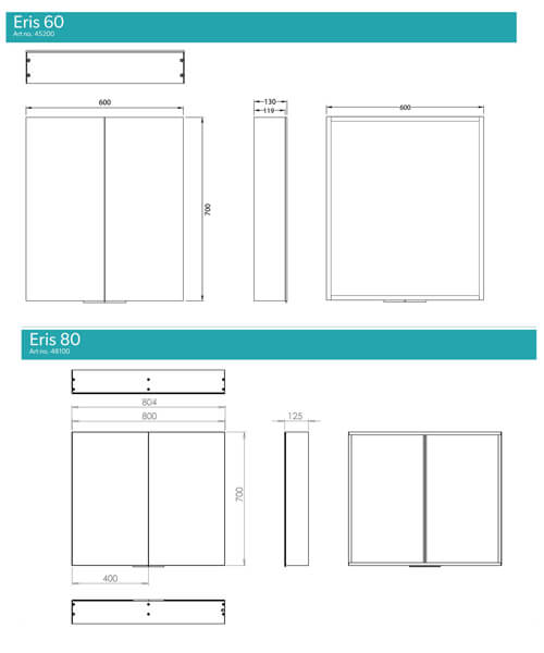 Technical drawing 47314 / 45200