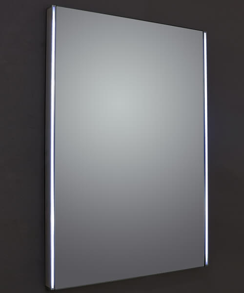 Frontline Weeton 500 x 700mm Reversible LED Mirror With Sensor And Demister Pad