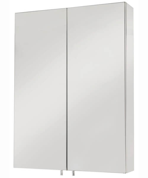 Alternate image of Croydex Anton Single Door Stainless Steel Cabinet