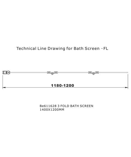 Technical drawing 52466 / BE611628R