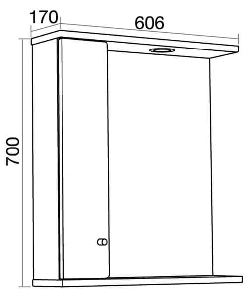 Technical drawing 60026 / CV29442/000