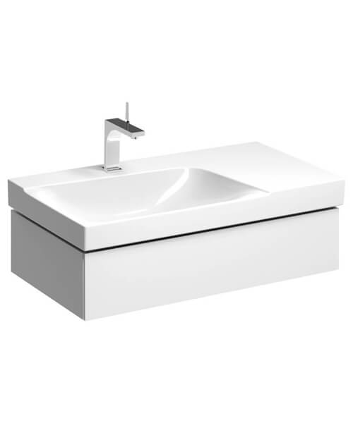 Geberit Xeno2 880 x 462mm One Drawer Unit For Shelf Surface Basin