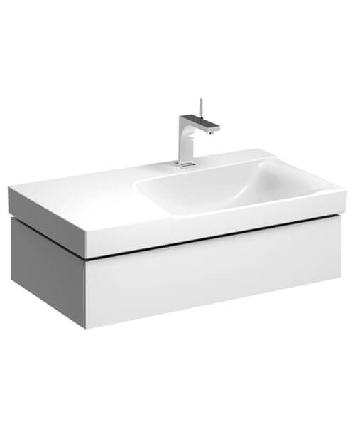 Additional image of Geberit Xeno2 880 x 462mm One Drawer Unit For Shelf Surface Basin