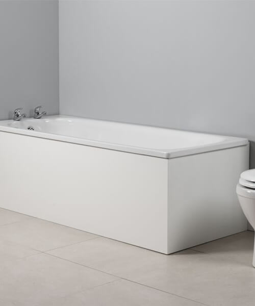 Tavistock Meridian 700mm End Bath Panel