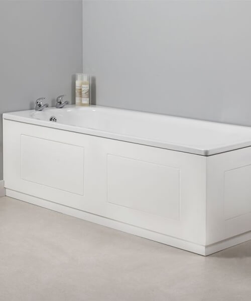 Additional image of Tavistock Meridian 700mm End Bath Panel