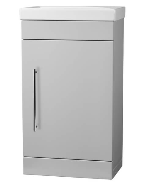 Additional image of Roper Rhodes Esta 460 x 880mm Freestanding Unit With Basin