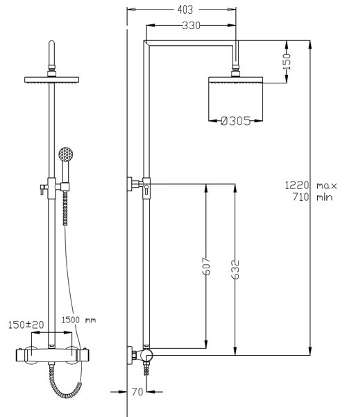 Technical drawing 59473 / FM13460.120.C
