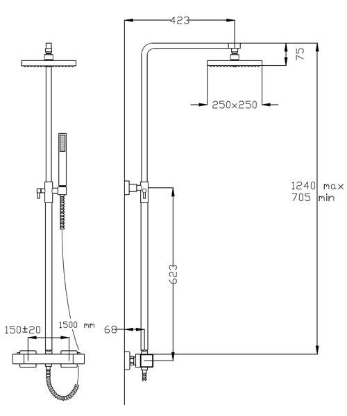 Technical drawing 59475 / FM39468.012.C