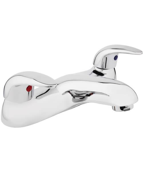 Frontline Compact Bath Filler Tap