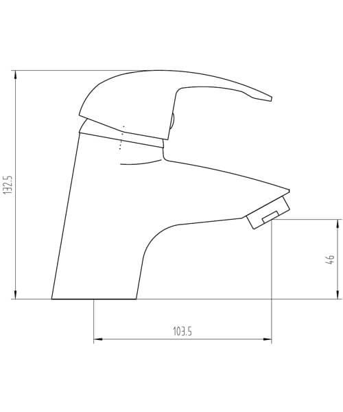 Technical drawing 62114 / BIQCO03