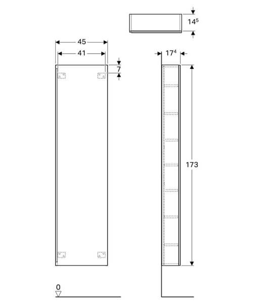 Technical drawing 61581 / 500.637.01.2