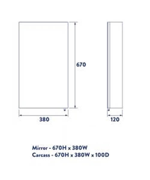 Technical drawing 45600 / WC746005
