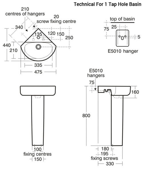 Technical drawing 10912 / E792801