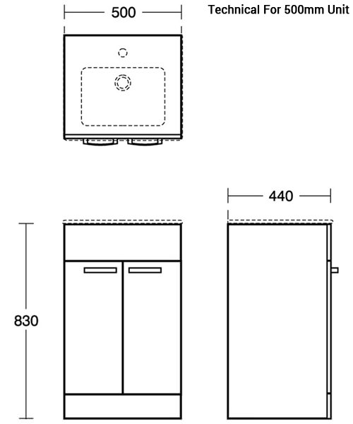 Technical drawing 49583 / E1102SG