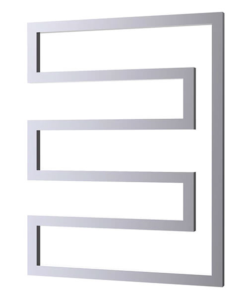 Radox Essence 580 x 730mm Designer Heated Towel Rail In Chrome