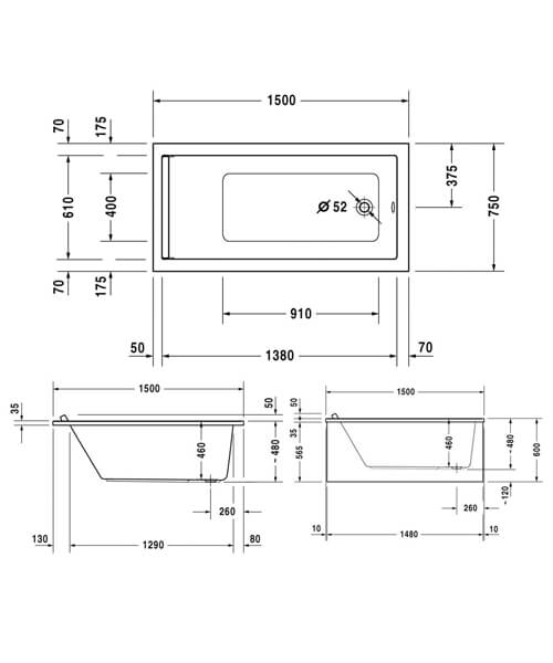 Technical drawing 50497 / 760331000JS1000