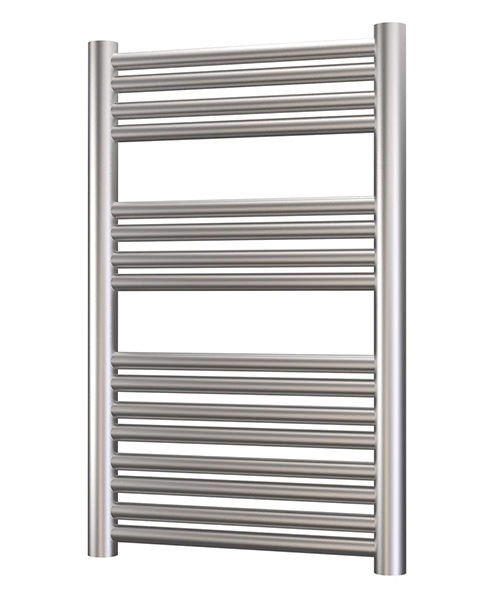 Radox Premier XL Flat 500mm Wide Straight Heated Towel Rail