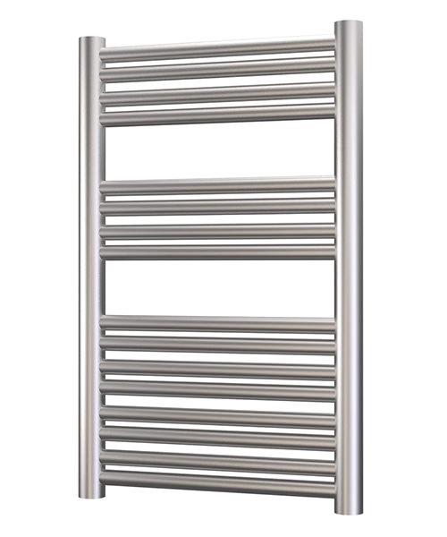 Radox Premier XL Flat 600mm Wide Straight Heated Towel Rail