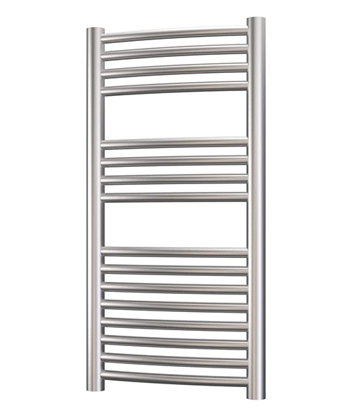Radox Premier XL Curved 600mm Wide Heated Towel Rail