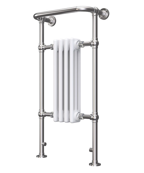 Radox Taurus Traditional Heated Towel Rail And Radiator
