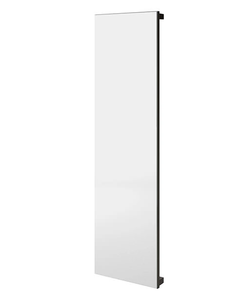 Radox Quartz Exclusive Coloured Glass Designer Vertical Radiator - 1500mm Height
