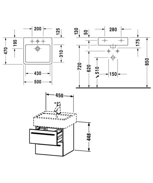 Technical drawing 4712 / XL634307979