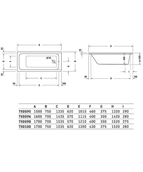 Technical drawing 53192 / 760095000JP1000