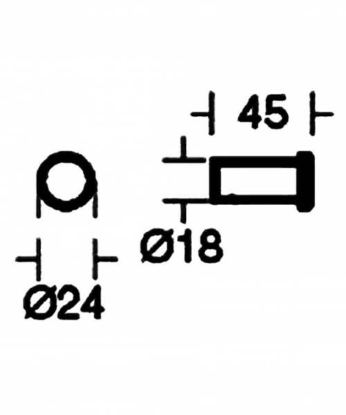 Technical drawing 60642 / N1380AA