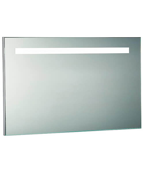 Alternate image of Ideal Standard Mirror Glass With LED Light And Anti-Steam