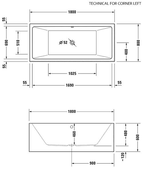 Technical drawing 58663 / 700415000000000