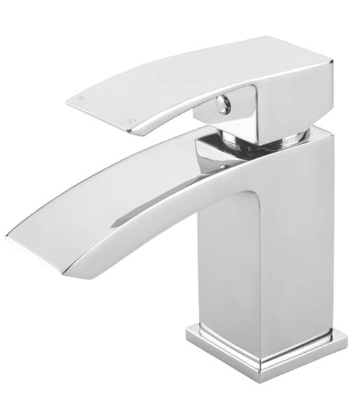 Alternate image of Tre Mercati Whistle Basin Mixer Tap With Click Clack Waste