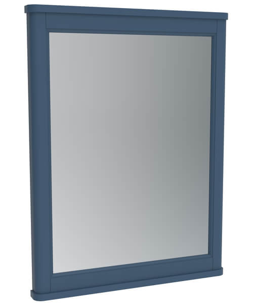 Alternate image of Saneux Sofia Traditional Framed Mirror With Demister Pad - 790mm Height