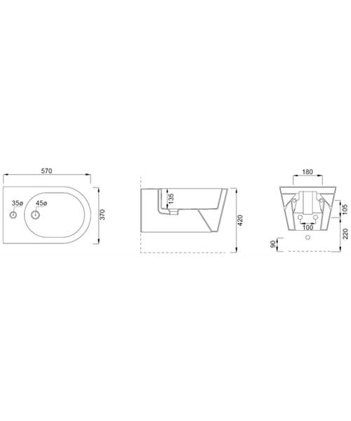 Technical drawing 59982 / 83118