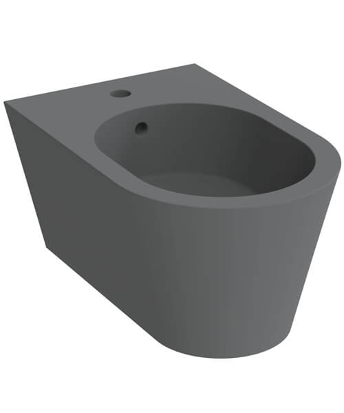 Alternate image of Saneux Icon 1 TH Round Wall Hung Bidet