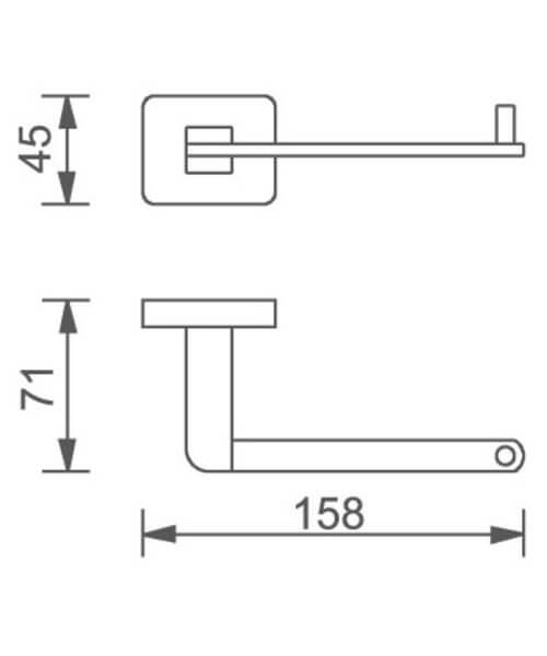 Technical drawing 63204 / JO2262