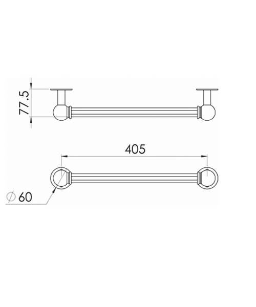 Technical drawing 63026 / CR140