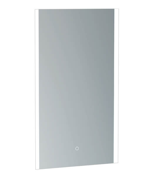 Saneux Air Electric Mirror With Acrylic Diffused Profiles - More Sizes Available