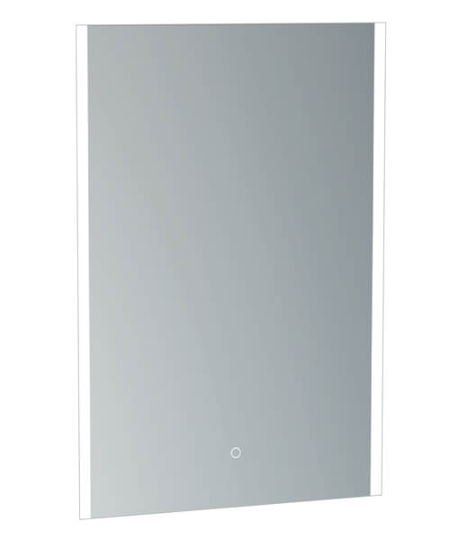 Additional image of Saneux Air Electric Mirror With Acrylic Diffused Profiles - More Sizes Available