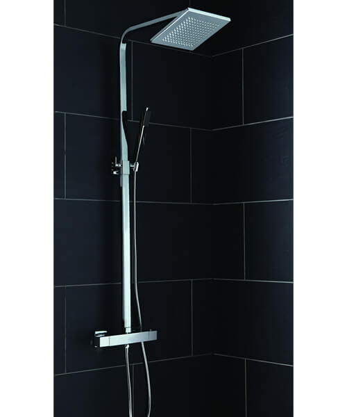 Frontline Aquaflow Ural Thermostatic Shower Column