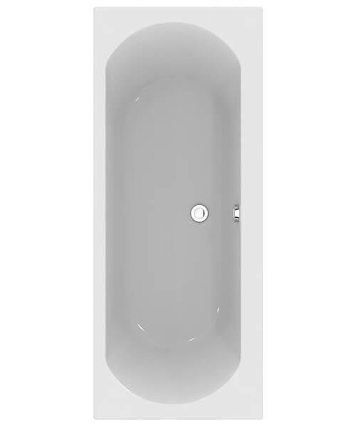 Ideal Standard Tesi 1700 x 700mm Double Ended Idealform Bath